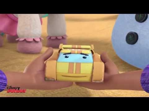 Doc McStuffins Goes McMobile! | Doc McStuffins | Disney Junior UK