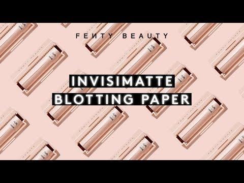 INVISIMATTE BLOTTING PAPER | FENTY BEAUTY