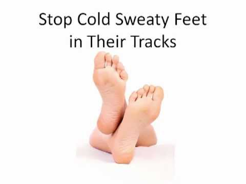 Stop Cold Sweaty Feet in Their Tracks