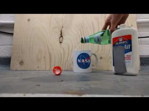 How to artisan poster paste done the nasa way.