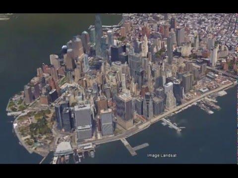Google Earth MovieMaking NYC
