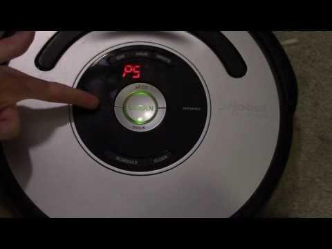 iRobot Roomba 500 and 600 Series Testing & Diagnostics