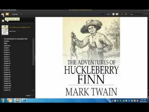 Using Adobe Digital Editions: Part 3