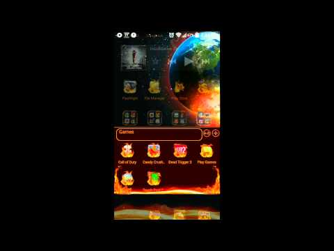 Touch Wiz Removal, New Launcher for Android, Applications