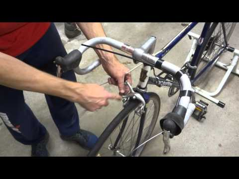 Installing Ergo Brake Levers - Vintage Bike Update