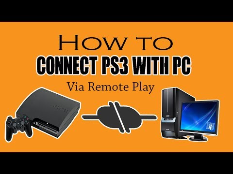 How To Use Remote Play on Ps3 With Pc