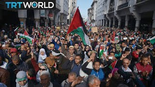 Palestine: Days of Rage: Global protests mark US Jerusalem decision