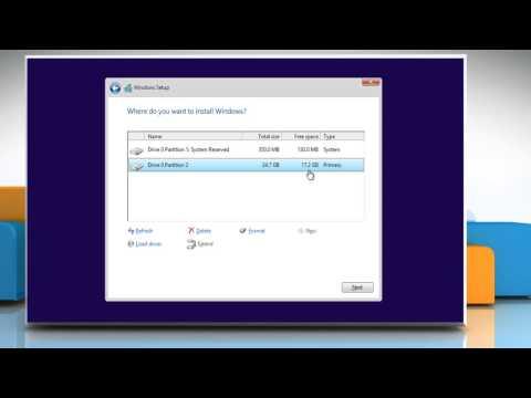 How to install Windows® 8.1 on a Windows® Vista PC