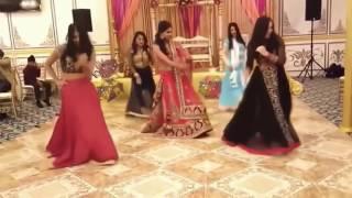 Kala Chashma New Indian Wedding Dance 2017 Best Groom & Bride Family Sangeet Ceremoney