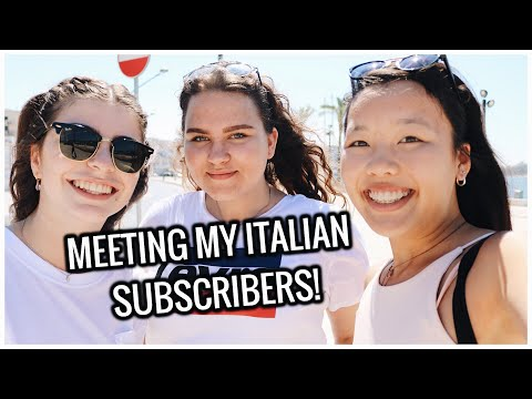 MEETING MY ITALIAN VIEWERS AND PUGLIA ROADTRIP! | Italy Travel Vlog #7