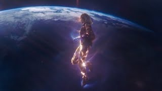 Download Captain Marvel Powers and Abilities Scene Video