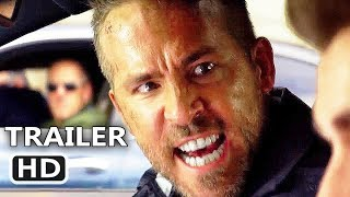6 UNDERGROUND Official Trailer (2019) Ryan Reynolds, Michael Bay Action Movie HD