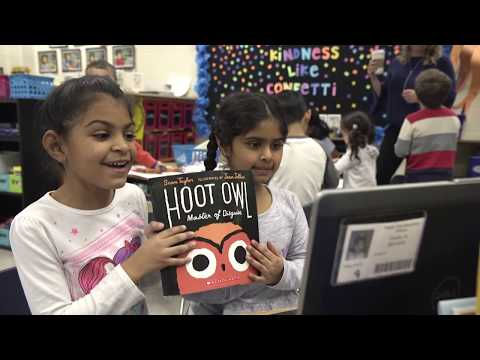 FCPSOn Brings Choice to 1st Grade