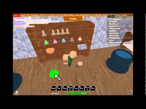 Kingdom life 2 burn potion