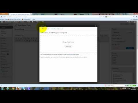 Add Ebook to Wordpress Post or Sidebar - Tutorial