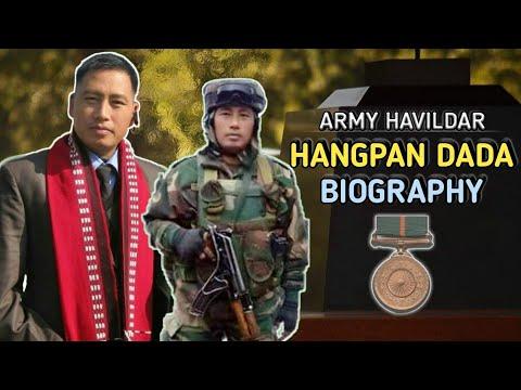Havildar Hangpan Dada Biography | Story Of Brave Havildar Hangpan Dada, Ashok Chakra (Hindi)
