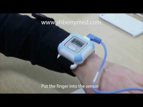 BerryMed BM2000A Wrist Pulse Oximeter