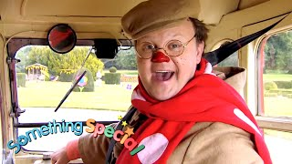 Mr Tumble's Vehicles and Transport Compilation for Children   CBeebies   Something Special
