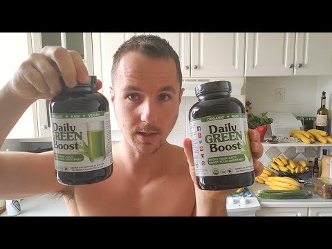 Barley Green Juice Powder. My Honest Review. Worth it?