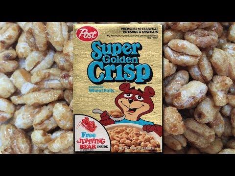 Golden Crisp / Sugar Crisp (1949)