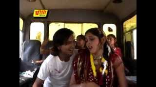 Delhi Walo Ticket-New Rajasthani Romantic Hot Girl Dance Video Song Of 2012 By Kailash Rao