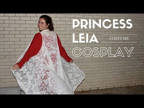 || Princess Leia Cosplay – Costume ||