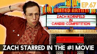Zach Starred In The #1 Movie In America - The TryPod Ep. 67