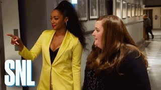 Download SNL Host Tiffany Haddish Was Warned Video