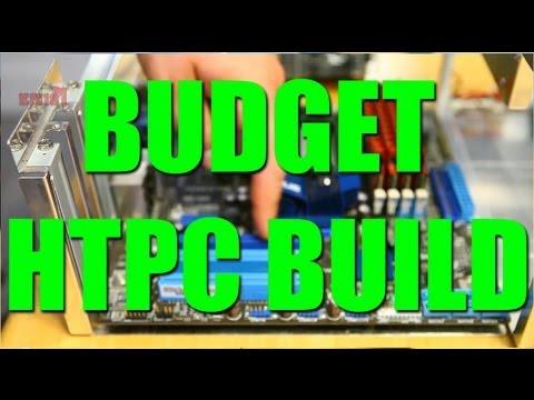 HTPC: Home Theater PC Build