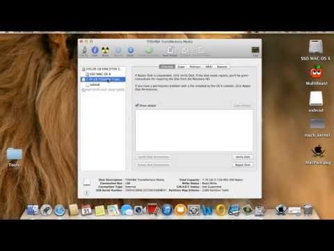 USB 10 9 2 OS X LENOVO Y510P