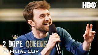 Download Harry Potter Challenge w/ Daniel Radcliffe | 2 Dope Queens | Season 2 Video
