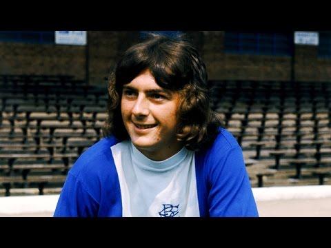 Trevor Francis - Birmingham City legend