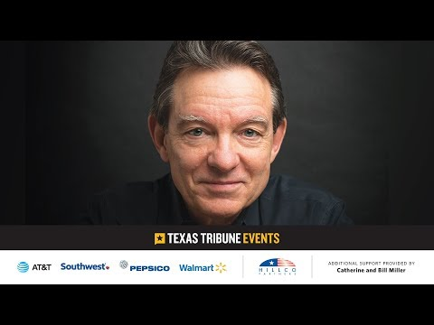 A Conversation with Lawrence Wright, Pulitzer Prize-winning Author