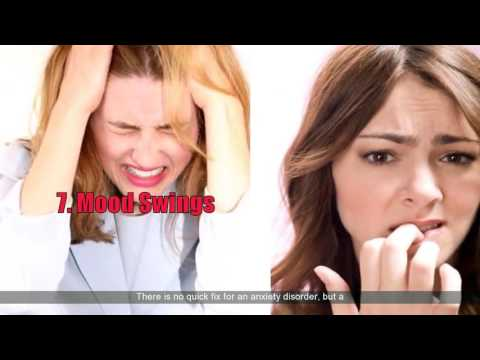 8 Signs Of Chronic Generalized Anxiety Disorder | Anxiety Disorders Depression