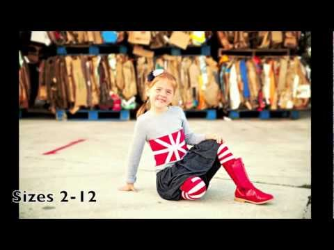 LJC Sewing Patterns for Girls - So cute!