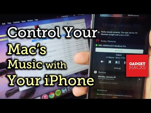 Control Music on Your Mac Using Your iPad, iPod, or iPod touch [How-To]