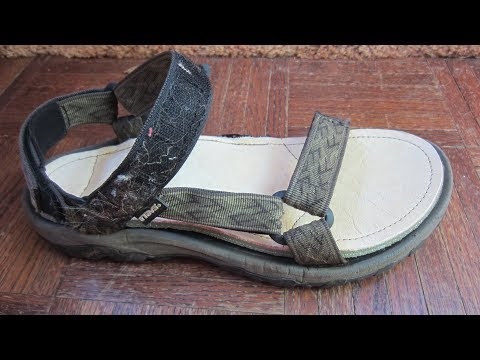 Orthotics for Sandals!  Leather!  Natural!  Adjustable!