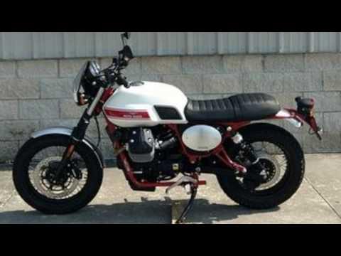 New 2016 Moto Guzzi V7 II Stornello For Sale in Jacksonville near St. Augustine & Orlando, FL!