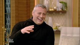 Matt Leblanc on the