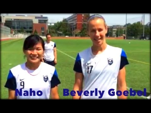 Time to Warmup: Skills from around the World...Cup! | ft. Naho - Japan | YFutbol