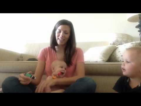 How to Apply Young Living Essential Oils to Babies & Children