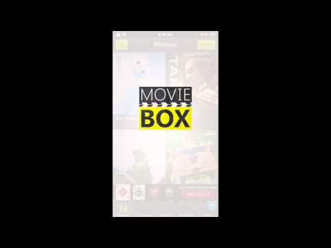 Watch free movies. With cydia tweak: Movie Box !