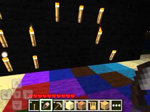 How To Make A Zombie Spawner In Minecraft PE Lite