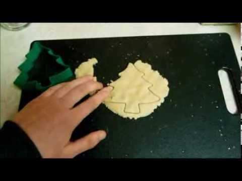 Gluten Free Christmas Sugar Cookie Recipe