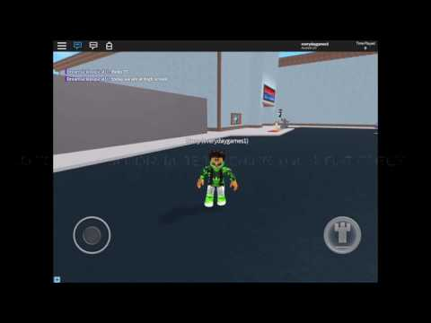 Roblox High School: Fly Under Your Control {Mobile only}