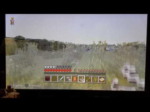 Playing Minecraft on the PS3 with Online Friends