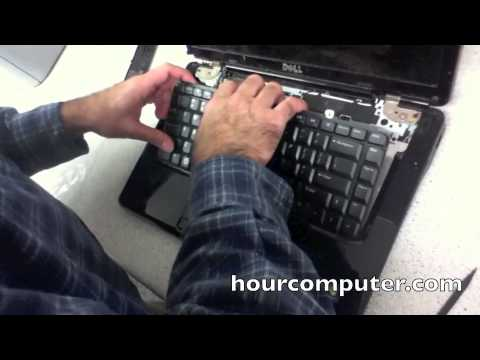 dell inspiron 1545 keyboard replacement