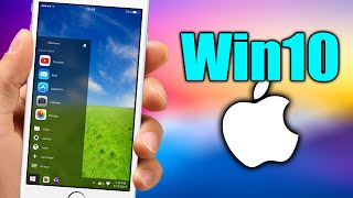 Get Windows 10 On Your iPhone