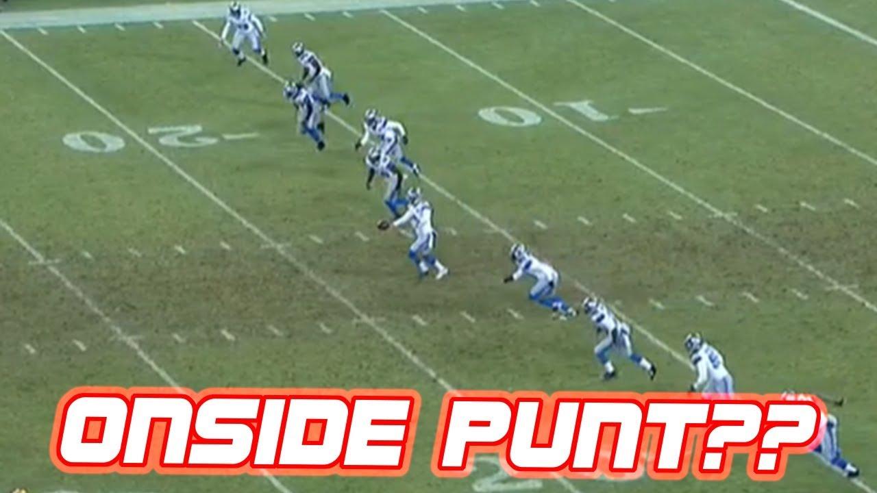 NFL Rare & Unusual Plays | Part 1