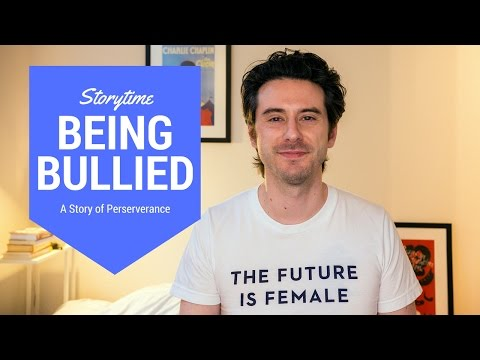 Being Bullied Storytime - Perseverance and Advice on How to Deal with Bullying